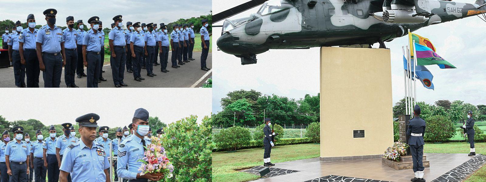 No 9 Attack Helicopter Squadron celebrates 25th Anniversary