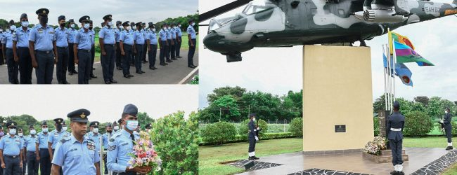 No 9 Attack Helicopter Squadron celebrates 25th Anniversary