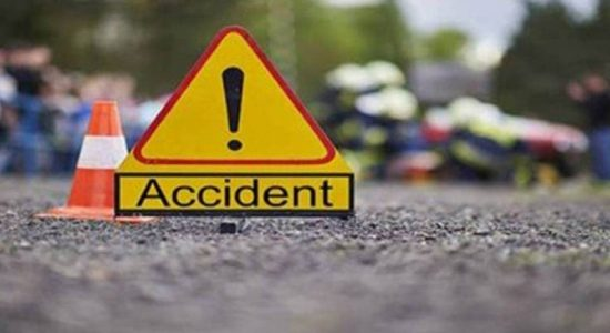05 FATALITIES DUE TO MOTOR ACCIDENTS ON FRIDAY (25)