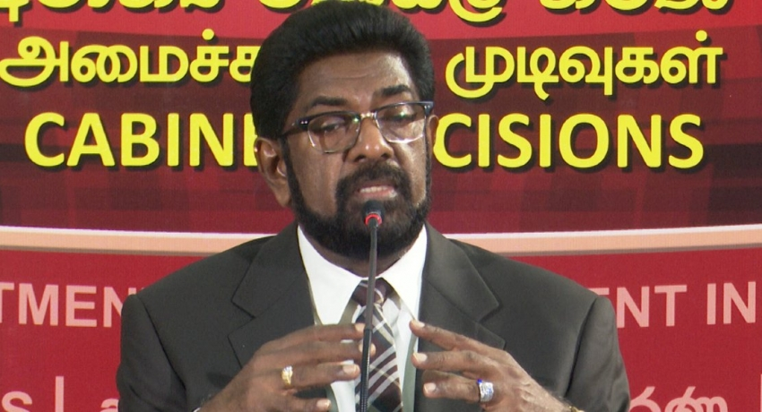 Sri Lanka open to BOO, BOT, or PPP projects & not loans; Rambukwella
