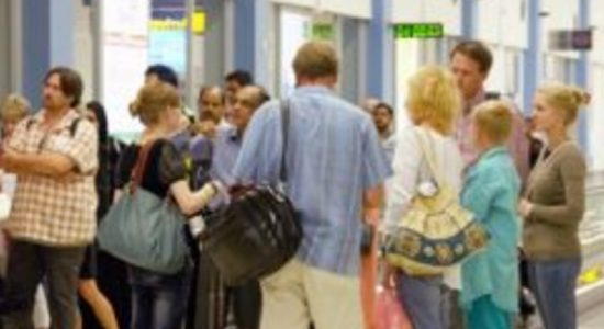 TOURISTS FROM UKRAINE TO ARRIVE IN SRI LANKA TODAY (28)