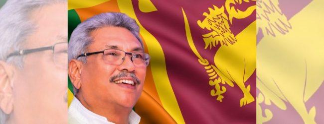 President Gotabaya Rajapaksa calls on people to oppose corruption