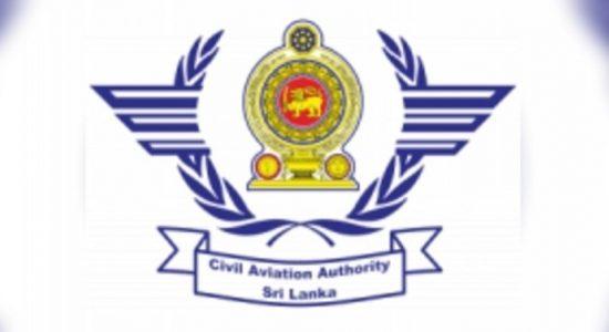 Flight Operations to Sri Lanka to resume on 26th Dec. – CAASL