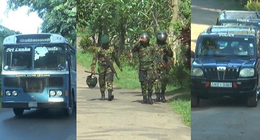 35 injured Mahara Prisoners exposed to COVID-19