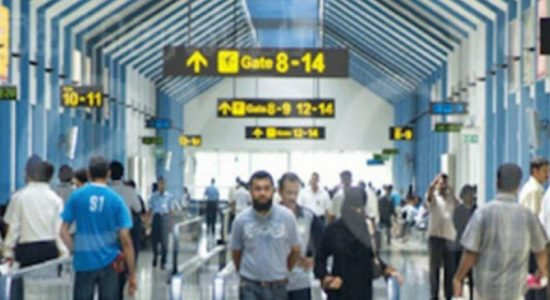 Max 500 Tourists daily on airport reopening