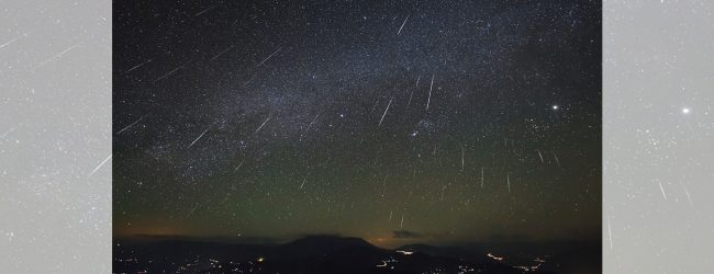 Geminid meteor shower visible to Sri Lanka sky tonight