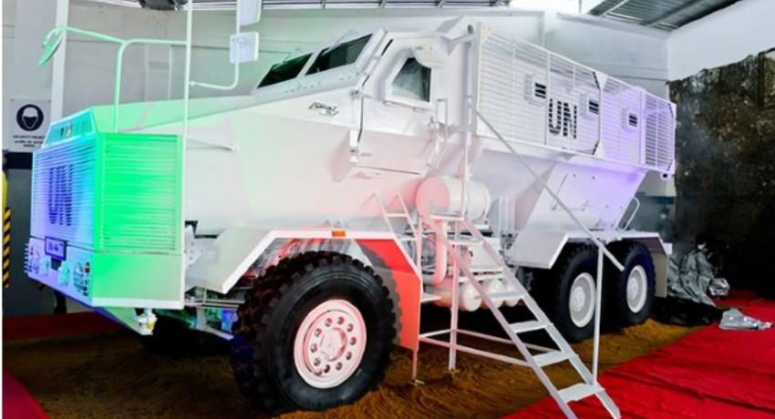 Sri Lanka Army's innovative new workshop