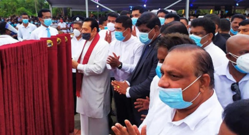 Pothuhera-Galagedara Central Expressway: Phase 3 begins