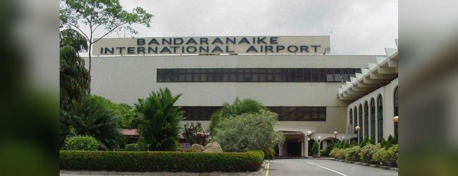 Departure terminal at BIA open for visitors