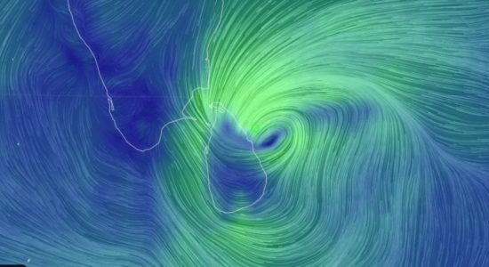 Cyclone Burevi; The Cyclone is now 140 km away from East Coast