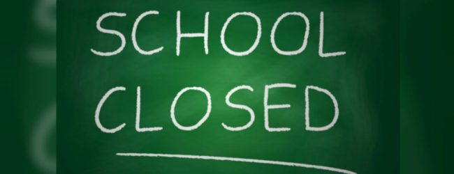 26 SCHOOLS IN GALLE CLOSED TILL FRIDAY (18)