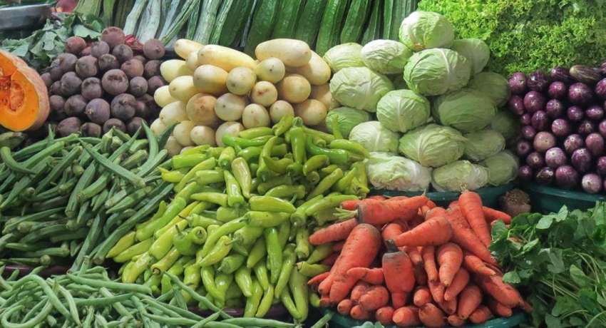 PRICES OF VEGETABLES INCREASE AGAIN