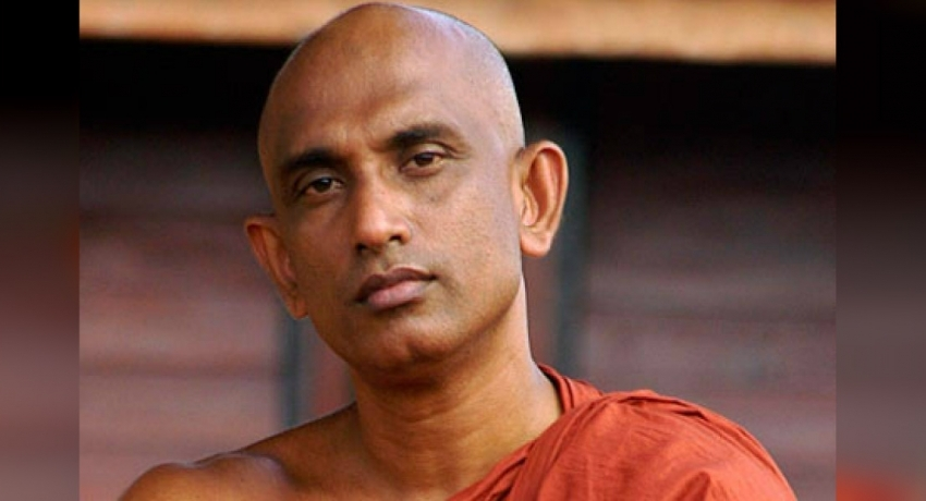 Ven. Athuraliye Rathana Thero named for MP seat from AJBP
