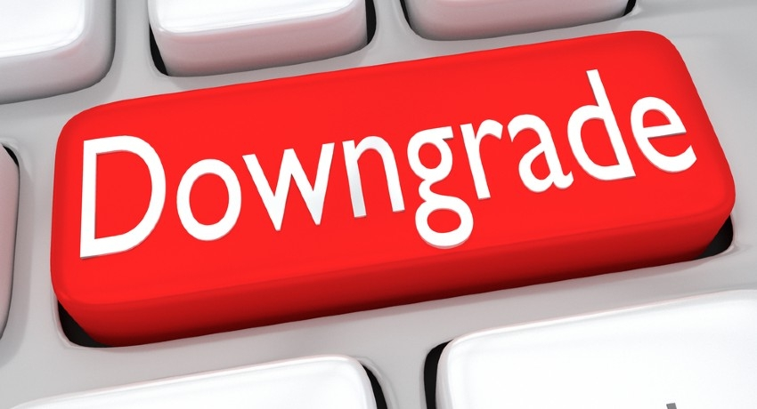 ANOTHER DOWNGRADE – DEBT SERVICING RISKS BY S&P