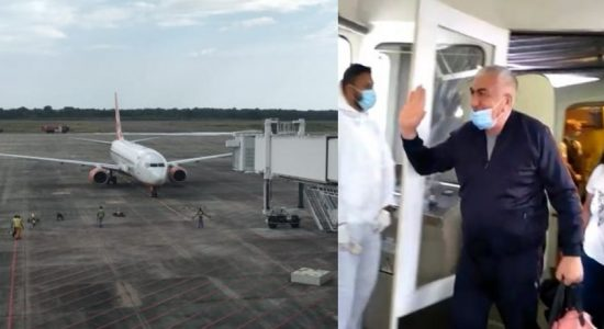 UKRANIAN TOURISTS FIRST TO ARRIVE IN SL AS PILOT PROJECT