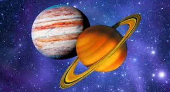 Jupiter and Saturn To Join In 'Great Conjunction' on 21st December