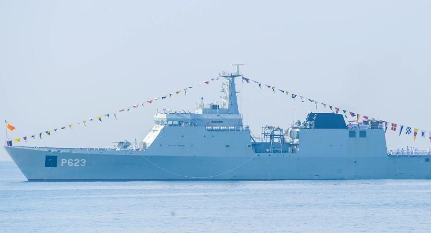 Sri Lanka Navy – the first line of defense, celebrates 70 years