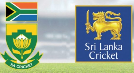 Sri Lanka tour of South Africa to go ahead as planned