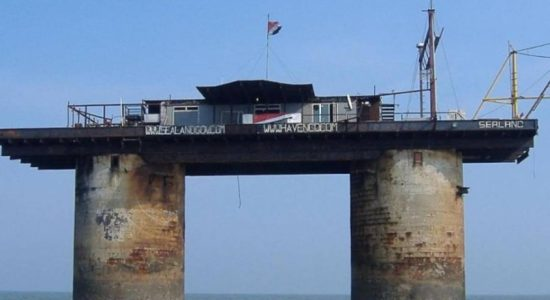 EXCLUSIVE : Sealand – a micronation selling noble titles