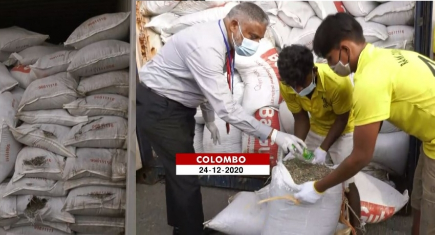 More waste containers sent from Ukraine, seized by Sri Lankan authorities