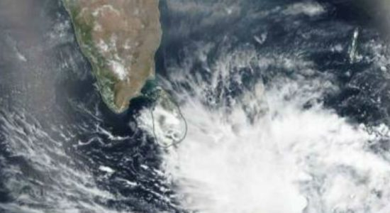 Sri Lanka confirms two deaths due to Cyclone Burevi