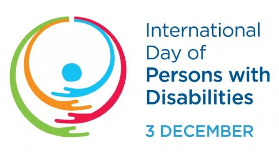 Today marks International Day of Persons with Disabilities (IDPD)