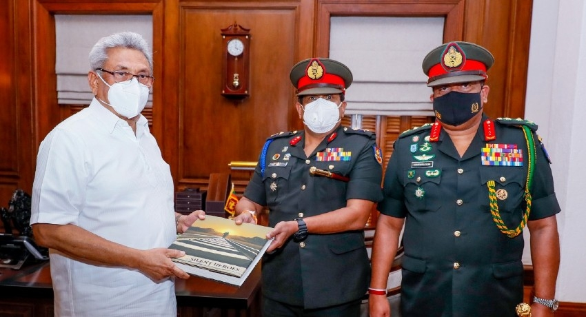 08-DECADE LONG CHRONICLE OF SRI LANKA SIGNAL CORPS RELEASED