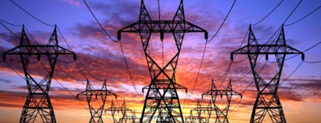 GRACE PERIOD TO PAY ELECTRICITY BILLS IN ISOLATED AREAS