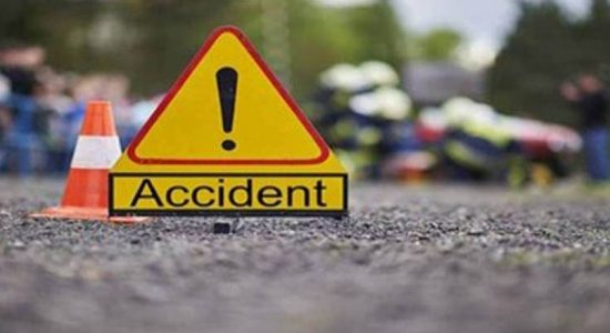 NINE DEATHS DUE TO ROAD TRAFFIC ACCIDENTS