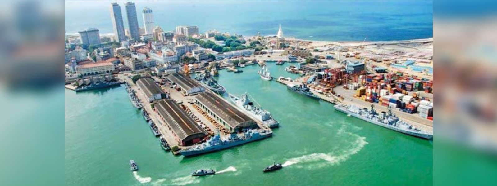 Discussions unsuccessful : Ports Trade Unions