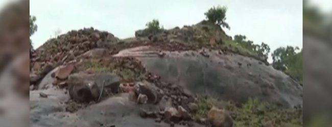 Limestone mining near Victoria Dam suspended