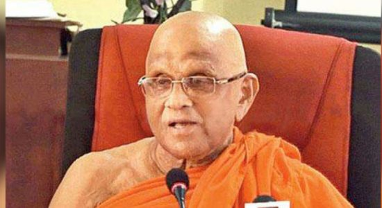 Maha Sangha members criticize government