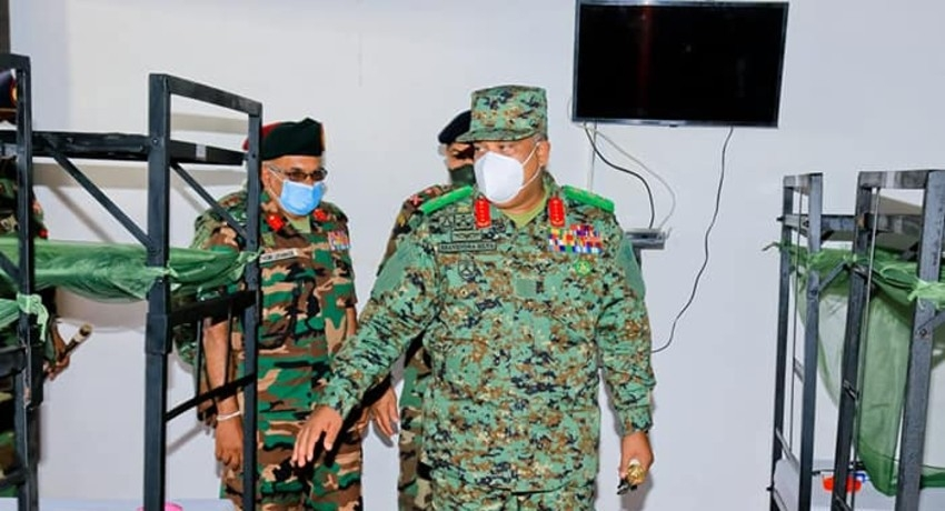 500-1000 More Beds in Jaffna Ready for any Emergency Quarantine Purposes