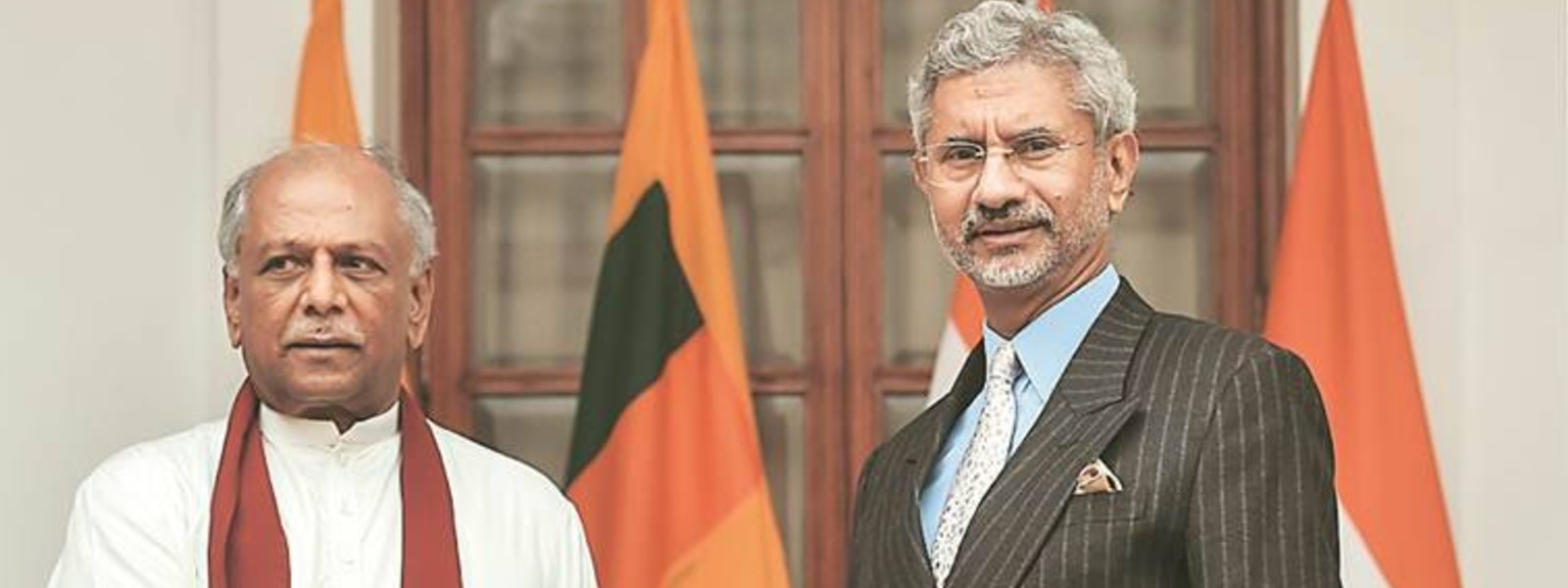 INDIAN FOREIGN MINISTER TO VISIT SRI LANKA TOMORROW