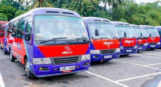 'Park and Ride' launched in Colombo