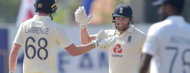 England seal seven-wicket win over Sri Lanka in first Test
