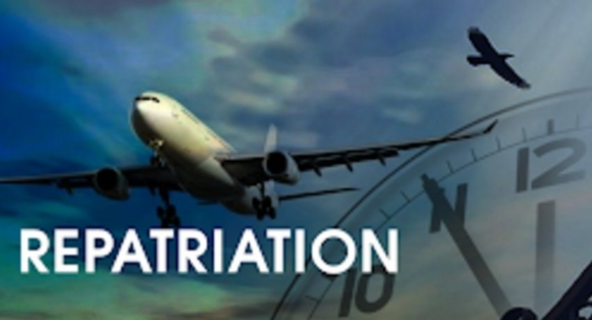 REPATRIATION FLIGHTS TO BE INCREASED; NO PAID QUARANTINE
