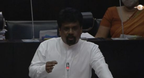 Massive loan sought from state bank to import cigarettes : Anura