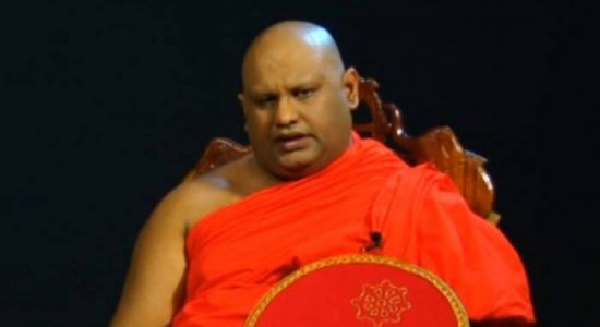 PRESIDENTIAL PARDON FOR UWATENNE SUMANA THERO