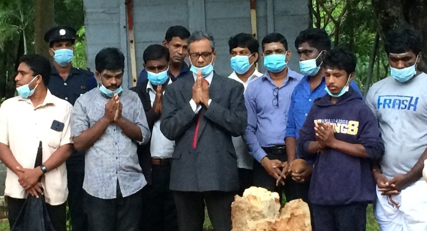 India 'intervened' on Jaffna University memorial issue