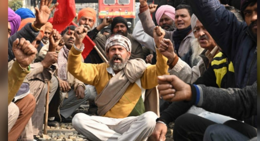 70 dead in protests against farming laws in India