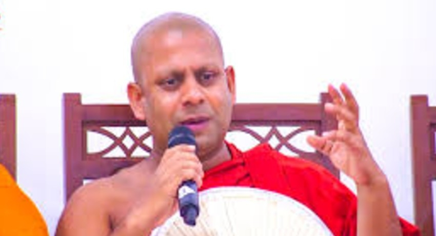 Sri Lanka facing Indian invasion, warns Ven. Medagoda Abhayatissa