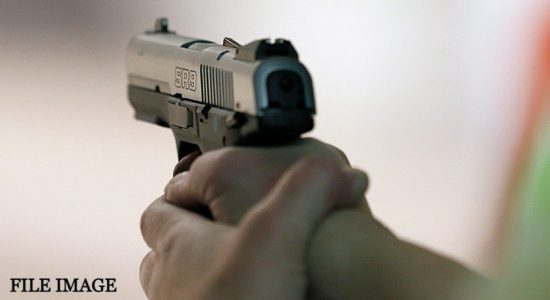 One person killed in a shooting in Panadura