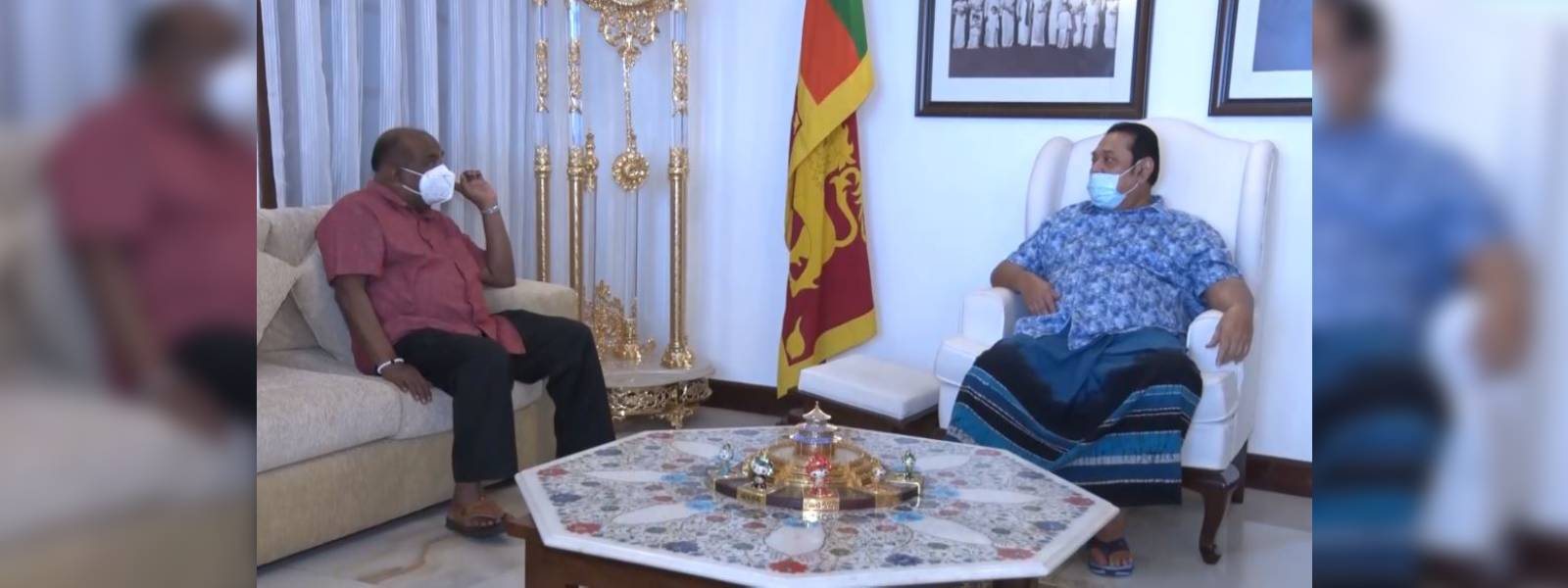 PM meets Speaker on parliamentary session