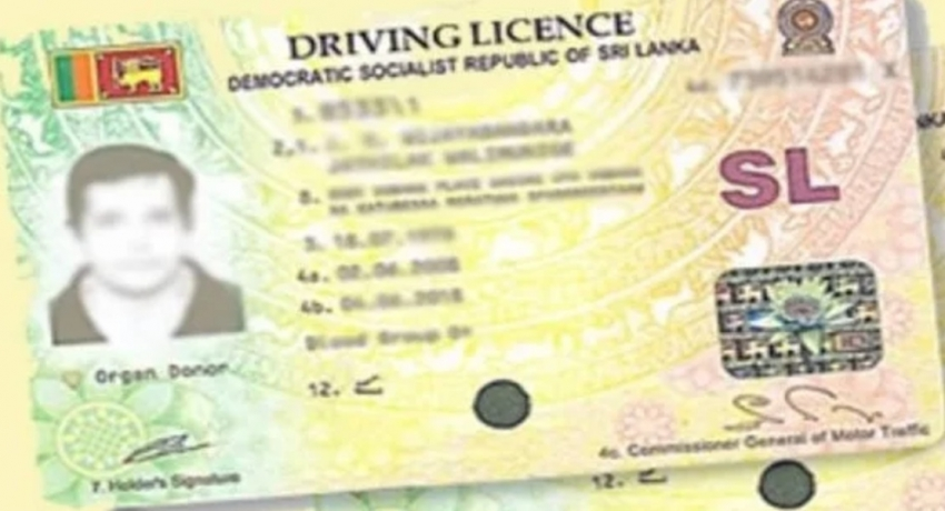 VALIDITY PERIOD OF DRIVER'S LICENSES EXTENDED BY 03 MONTHS