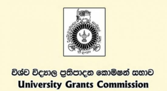 UGC GRANTS PERMISSION TO CONDUCT SELECTED COURSES