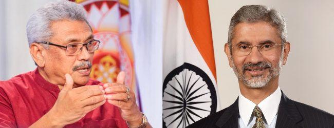 DR. S. JAISHANKAR TO MEET PRESIDENT TODAY (06)
