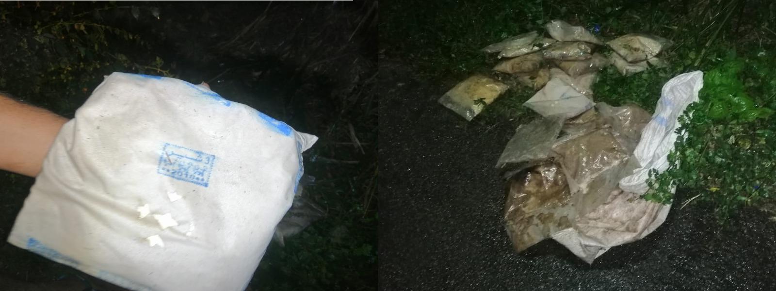 20 KG OF HEROIN SEIZED IN KOSGODA