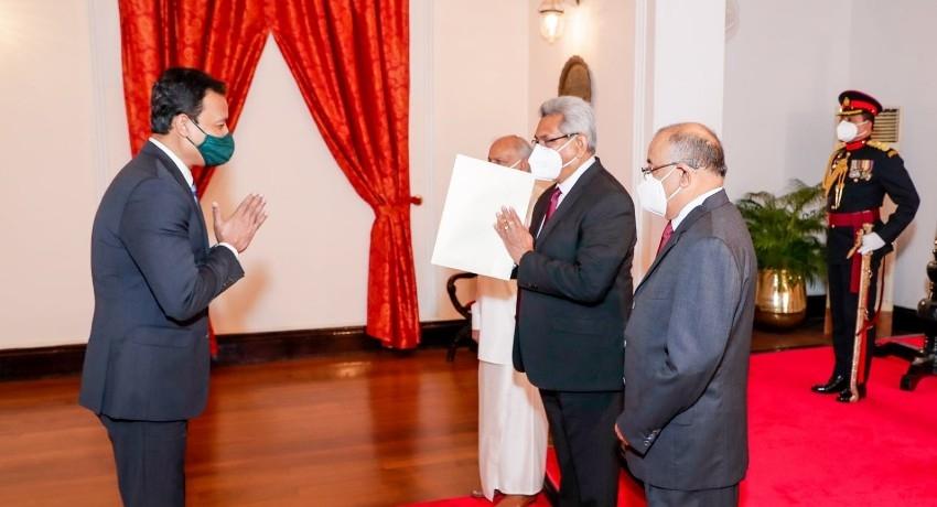 SL WILL PRIORITIZE REGIONAL MARITIME COOPERATION : PRESIDENT