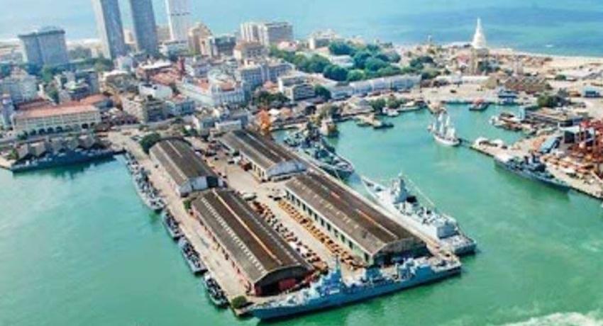 Ports and airports can't be given away : D.E.W. Gunasekara